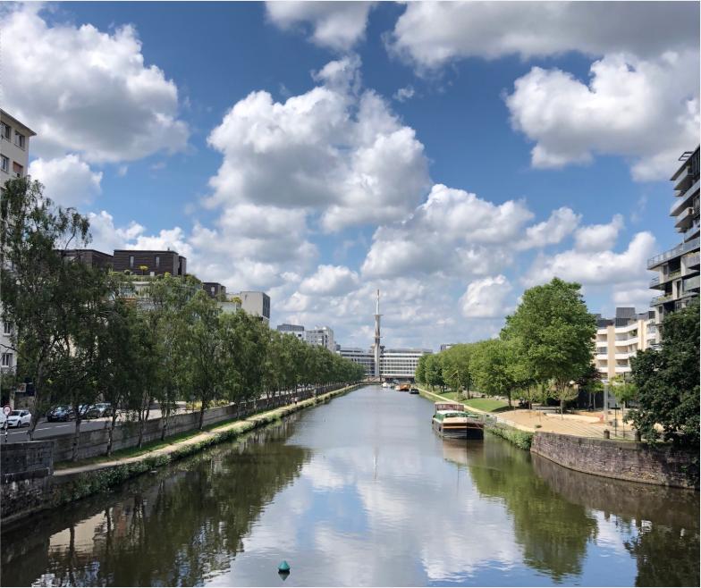Rennes dans le top 10 des villes où il faut investir en 2018