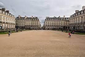 Location à Rennes : 53% moins cher qu'à Paris